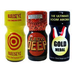 Bullseye-Elbow Deep-Gold Medal Multi