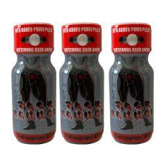 Jack Hammer XXX Strong Aroma - 25ml - 3 pack