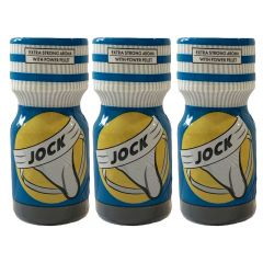 Jock Extra Strong Aroma - 10ml - 3 Pack
