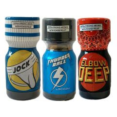 Jock-Thunderball 10ml-Elbow Deep Multi