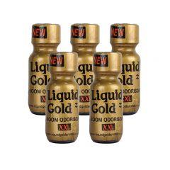 Liquid Gold XXL Aroma - 25ml - 5 Pack