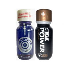 Potent Blue-Xtreme Power