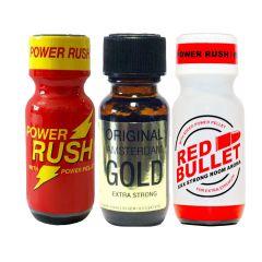 Power Rush 25ml-Amsterdam-Red Bullet Multi