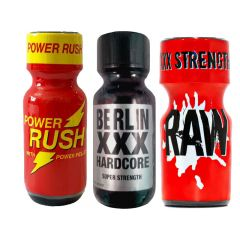 Power Rush 25ml-Berlin-Raw Multi
