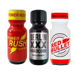 Power Rush 25ml-Berlin-Red Bullet Multi