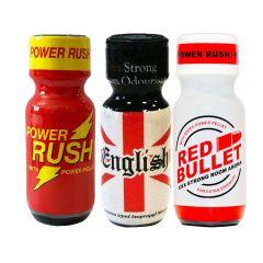 Power Rush 25ml-English-Red Bullet Multi