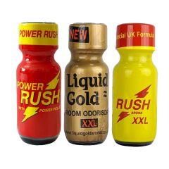 Power Rush 25ml-Liquid Gold XXL-Rush XXL Multi