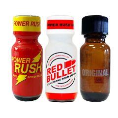 Power Rush 25ml-Red Bullet-Original Multi