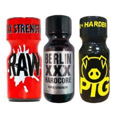 Raw-Berlin-Pig Yellow Multi