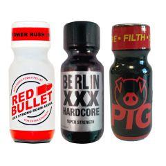 Red Bullet-Berlin-Pig Red Multi