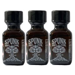 Spunk Power Leather Cleaner Poppers - 24ml - 3 Pack