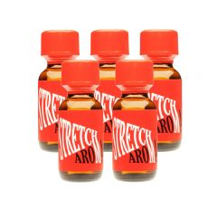 Stretch Aroma - 25ml - 5 Pack