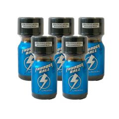 Thunderball - Extra Strong Aroma - 10ml - 5 Pack