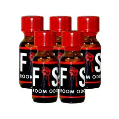 Fist Aroma 25ml Super Strength - 5 pack