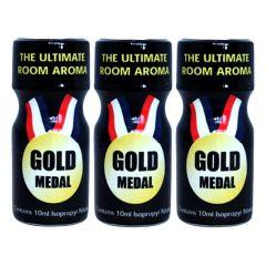 Gold Medal Aroma - 10ml - 3 Pack