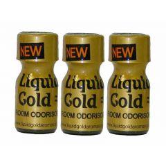 Liquid Gold Aroma - 10ml - 3 Pack