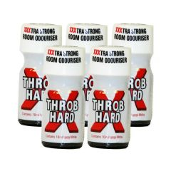 Throb Hard Aroma - 10ml - 5 Pack