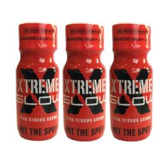 Xtreme Glow Aroma - 22ml Super Strength - 3 Pack